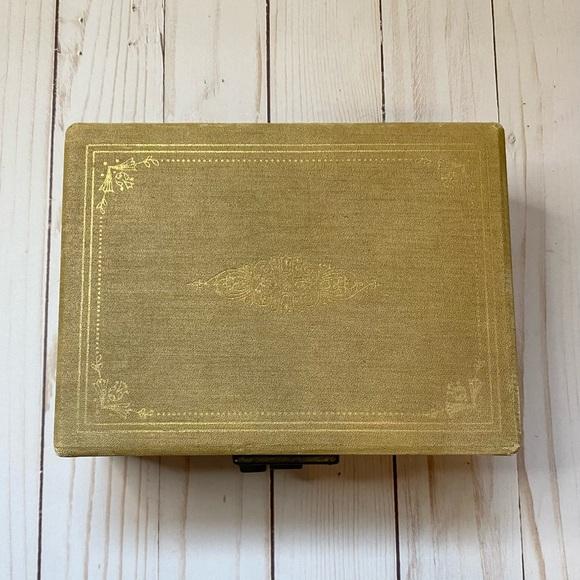 Vintage Thorens Swiss Jewelry Music Box